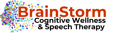 BrainStorm Cognitive Wellness and Speech Therapy Logo